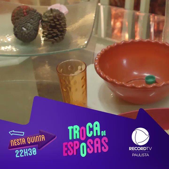 Record TV Paulista's photo on #TrocaDeEsposas