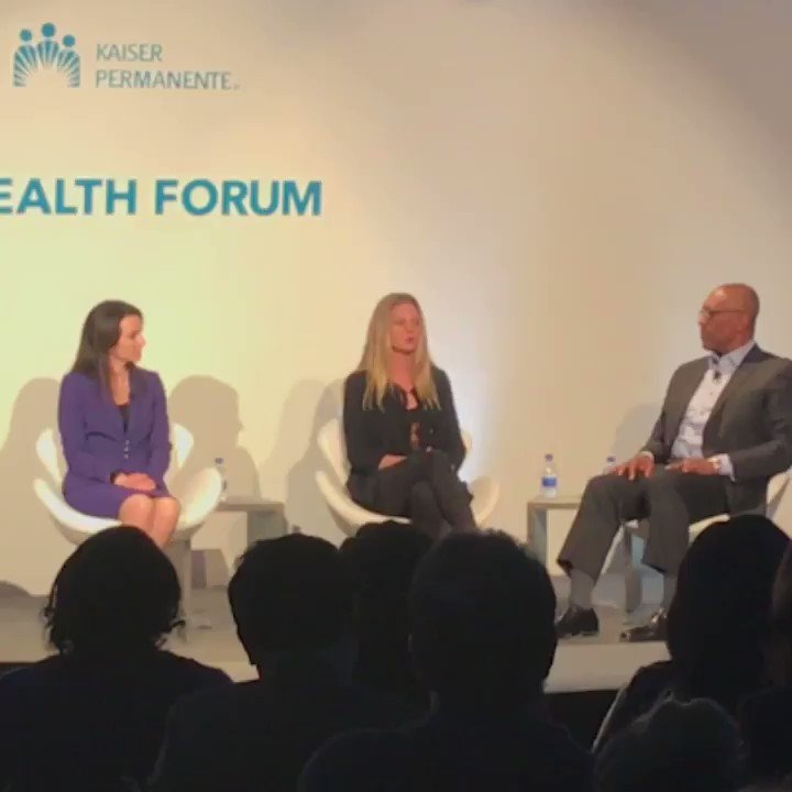 Lindsay Shaffer of @Headspace on using meditation and mindfulness as a tool to improve Total Health and athletic performance. #TotalHealthForum #NBAFIT