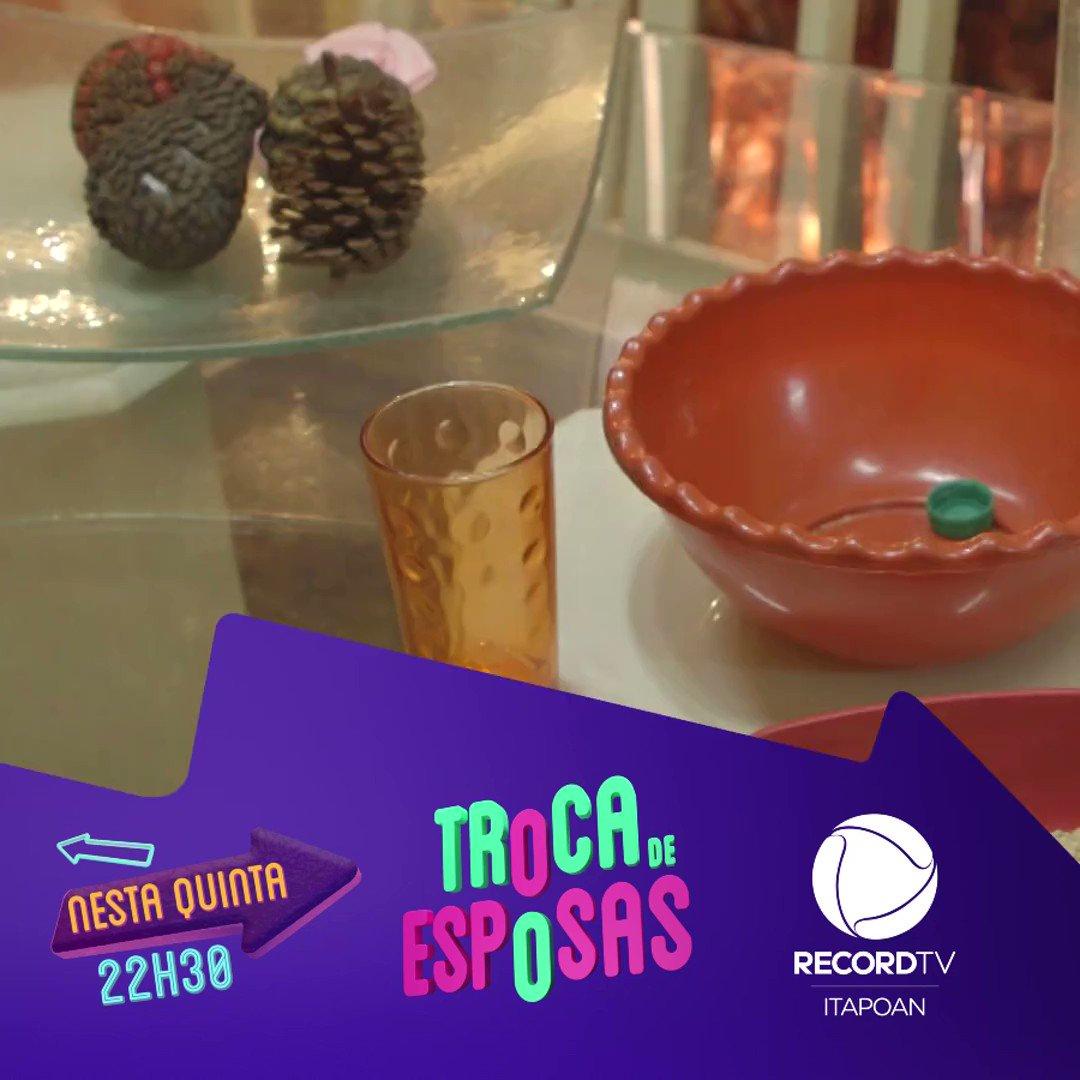 RecordTV Itapoan's photo on #TrocaDeEsposas