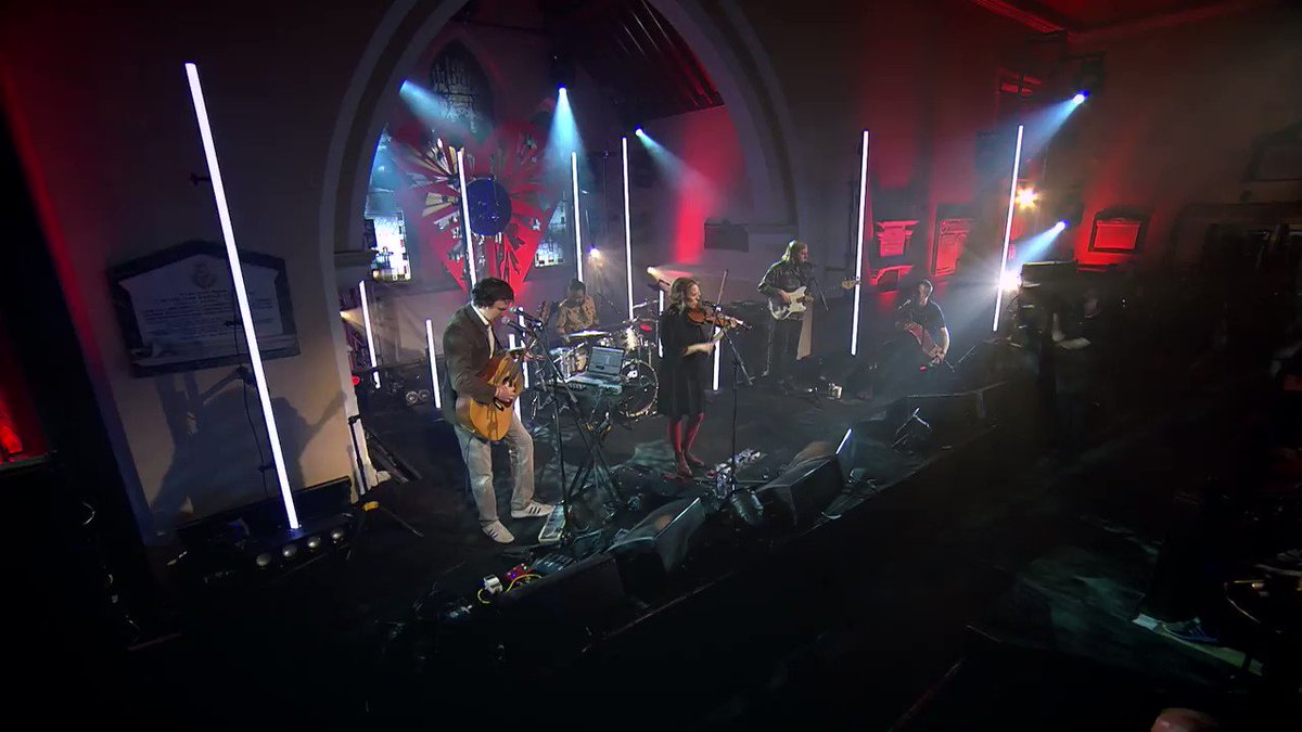 Carlow Town by @seamusfog. What an almighty tune.  Hope you enjoyed that one. Epic.  #OtherVoices