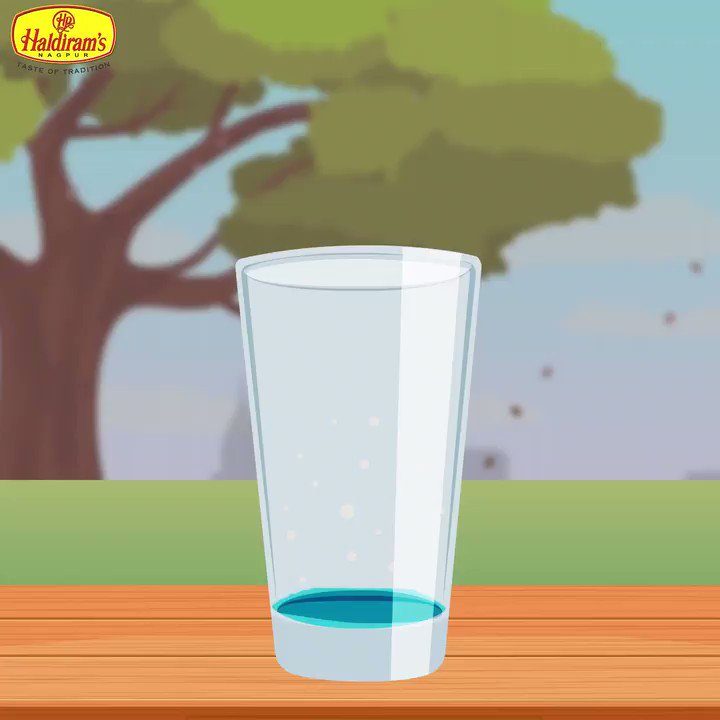 Haldirams's photo on #Water