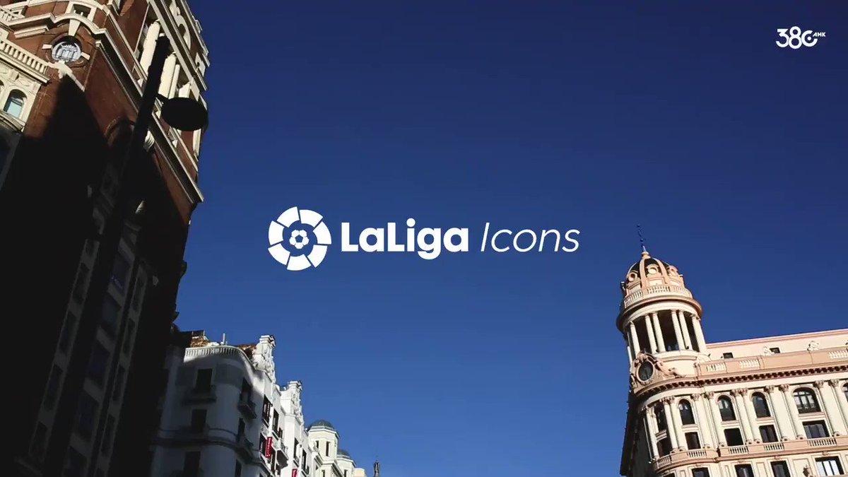 Todo lo que no se vio de mi presentación como miembro de @LaLiga Icons. Espero que os guste!!