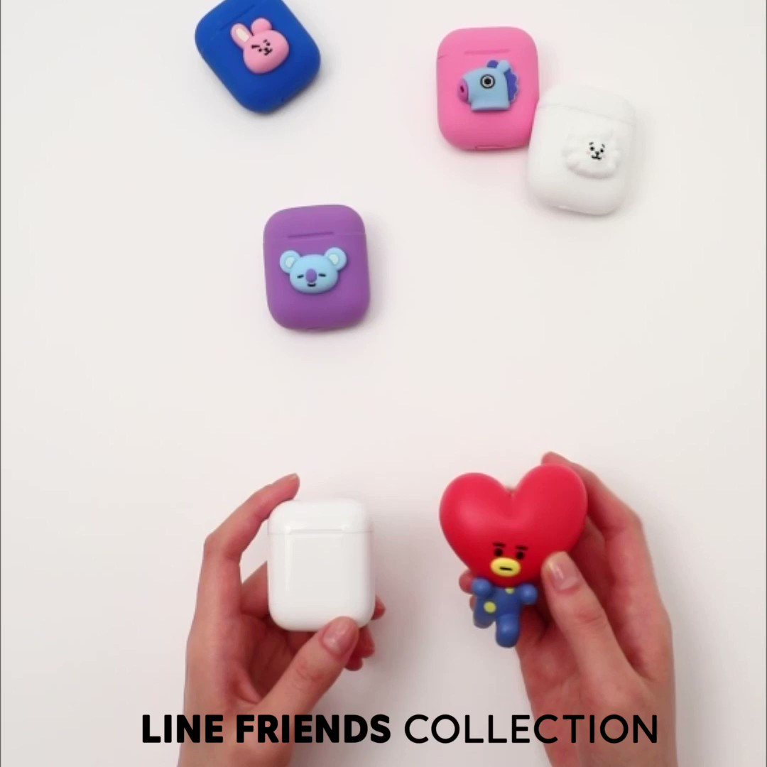 Fake or Real? Here's the answer.  Get #BT21 #AirPodsCase on LINE FRIENDS COLLECTION 👉March 24th 6:00PM(PDT)  Visit now> https://lin.ee/2VQxhSg  #LINEFRIENDS #LINEFRIENDSCOLLECTION