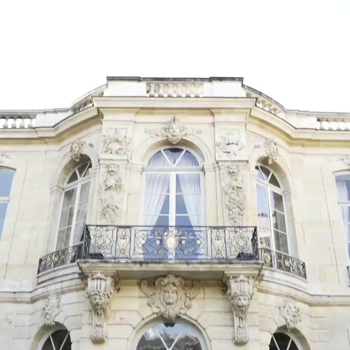 🎥 L'hôtel de Matignon accueillait hier 500 jeunes dans le cadre de la #SemaineDeLindustrie.