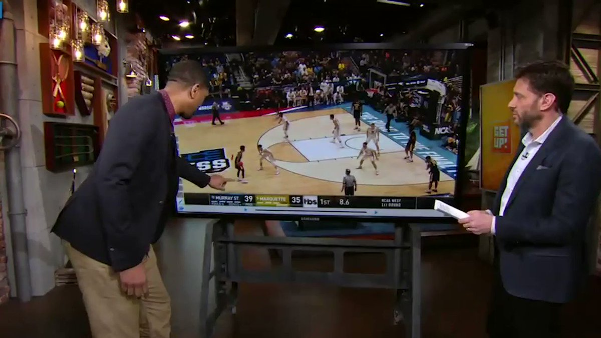 This was really well done by @jalenrose on Ja Morant. Insightful and fun. @getupespn