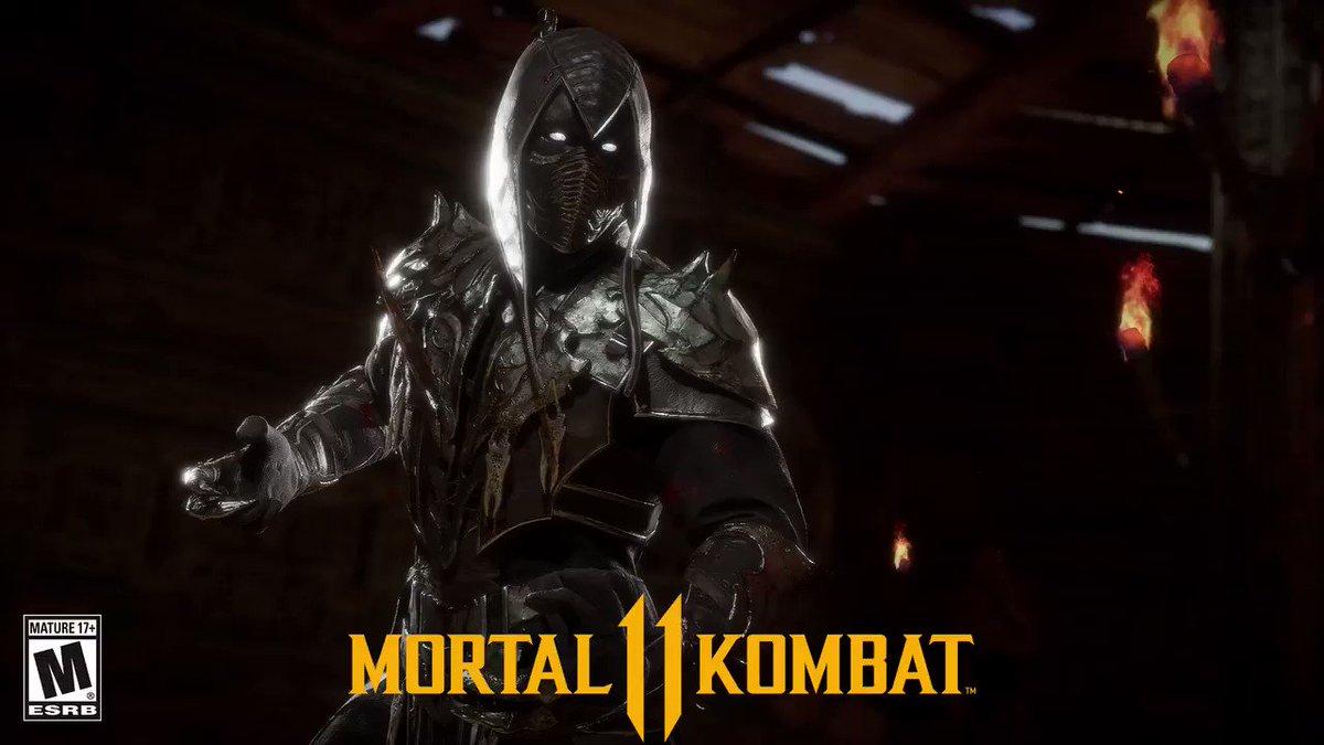 Mortal Kombat 11 on Twitter: