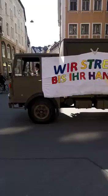 fridaysforfuture München's photo on #fridaymotivation