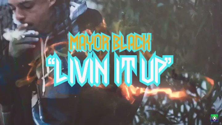 "Up 👆🏽 gotta get 2 the bucks 💰💸 ""Livin It Up"" out now on GREG Moneyman JONES newest Spinrilla mixtape #CelebrityFiles #AllStar And YouTube Run it up 🚀 #MayorBlackMusic #Artist #RealBars #Asheville #"
