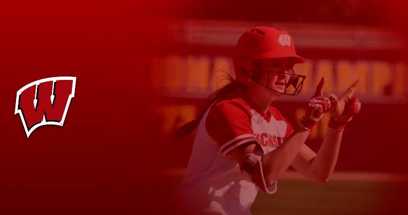Wisconsin Softball's photo on Badgers