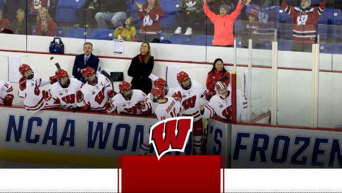 Wisconsin Hockey's photo on Badgers