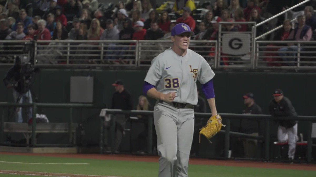 LSU Baseball's photo on #GeauxTigers