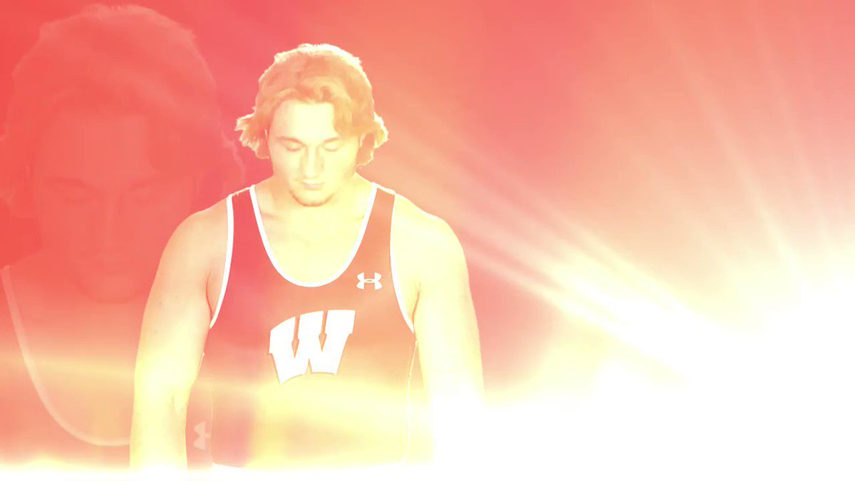 Wisconsin Wrestling's photo on Badgers