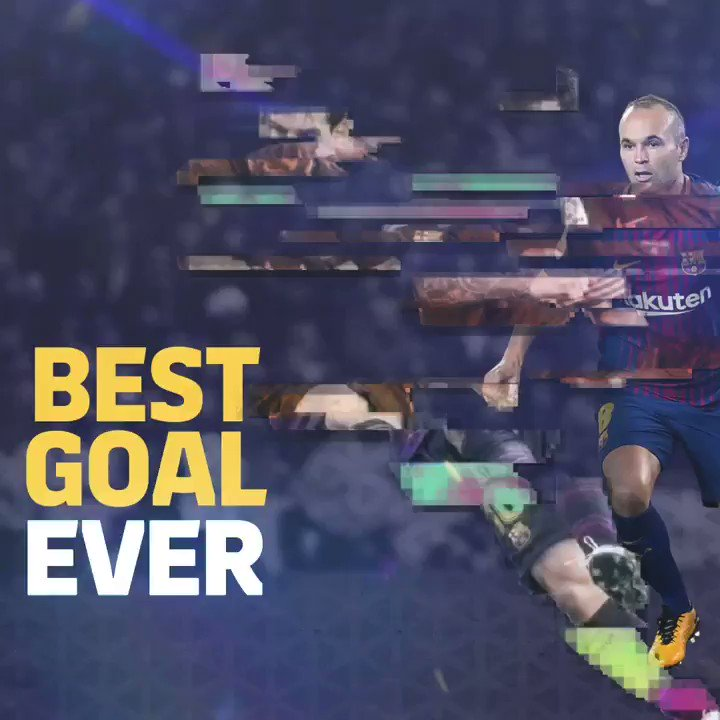 🔥 #BarçaBestGoalEver 🔥 Barça's greatest goal of all time depends on you! Candidate number 1⃣ Featuring: Leo #Messi Opponent: Ath. Club Vote ➡️ http://ow.ly/p4iN30n4tHo