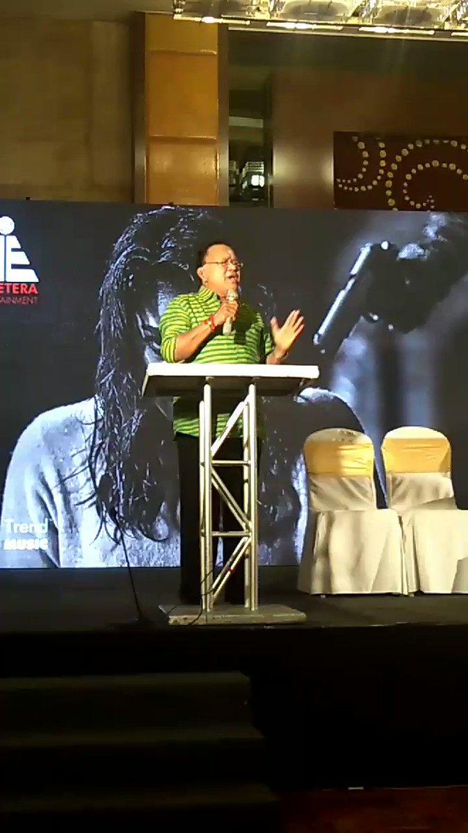 #Radharavi on stage  #KolaiyuthirKaalam Trailer launch   #Nayanthara #KolaiyuthirKaalam #KolaiyuthirKaalamTrailer   @EtceteraEntert1 @DoneChannel1 @rajshriofficial @thisisysr