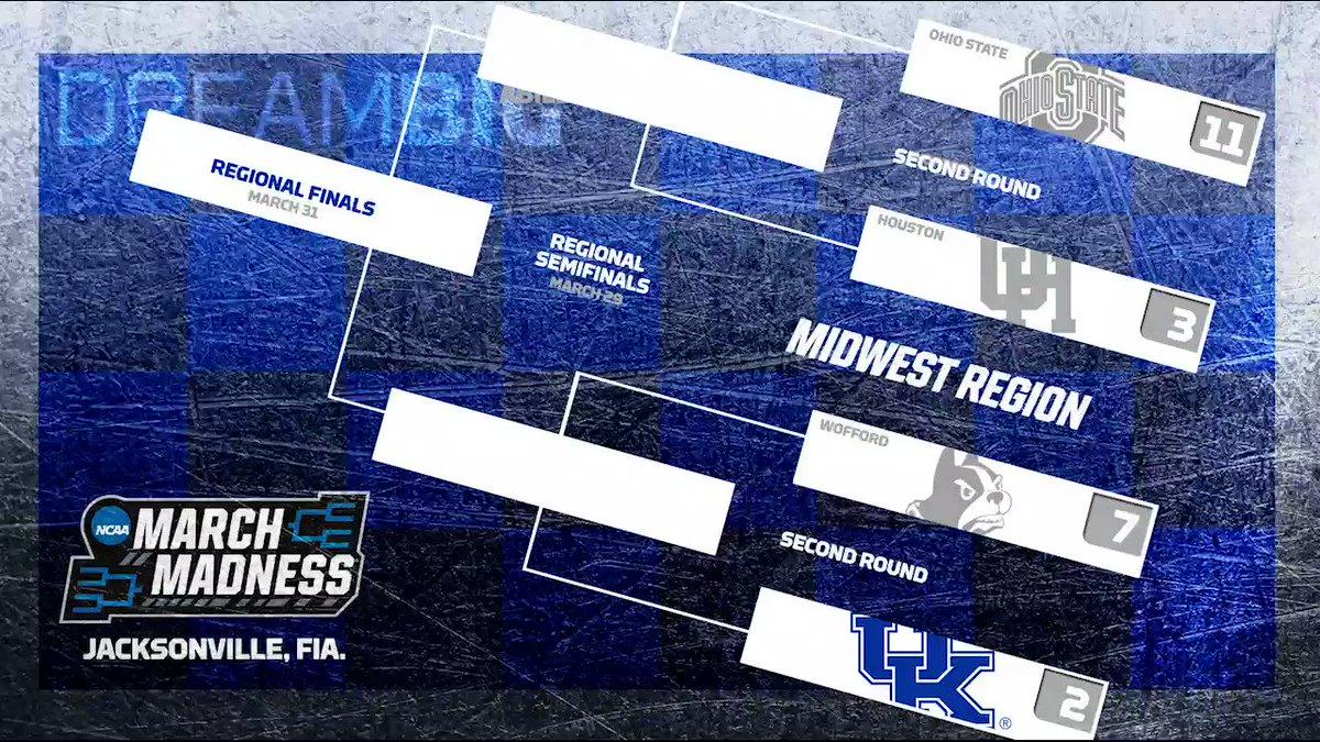 Kentucky Basketball's photo on #Sweet16