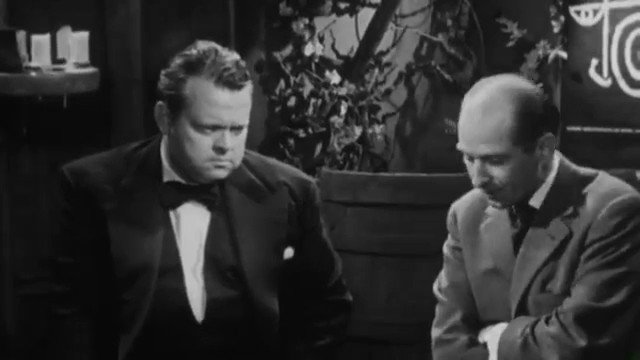 Rare interview of Orson Welles on seeing 'A Touch of Evil' for the very first time.