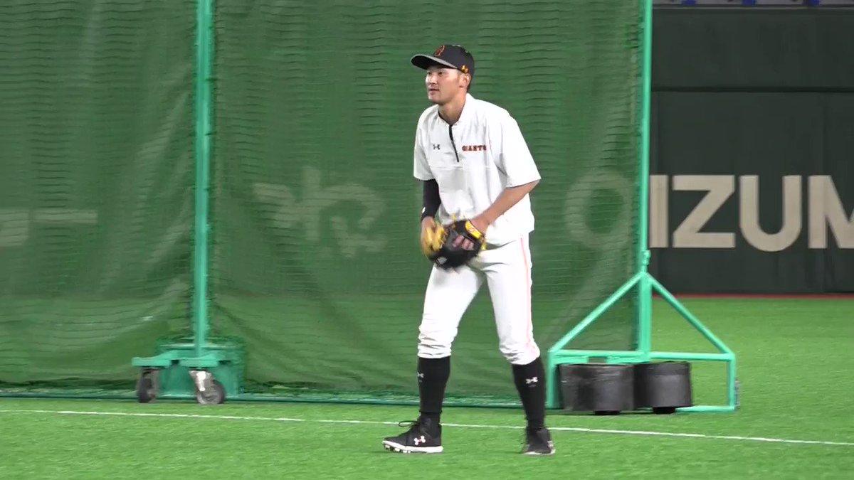読売ジャイアンツ(Giants)'s photo on 投手戦
