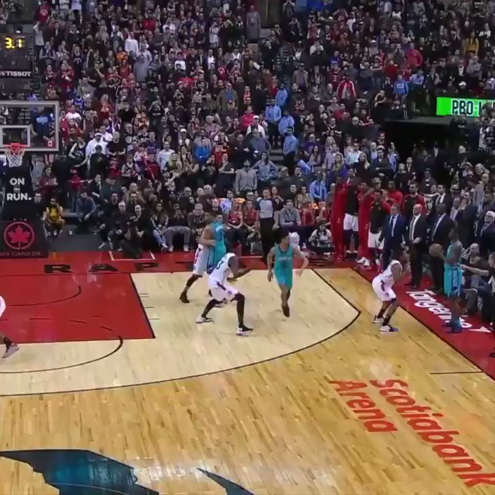 Kemba did not think that was going in. 🤣🤣🤣