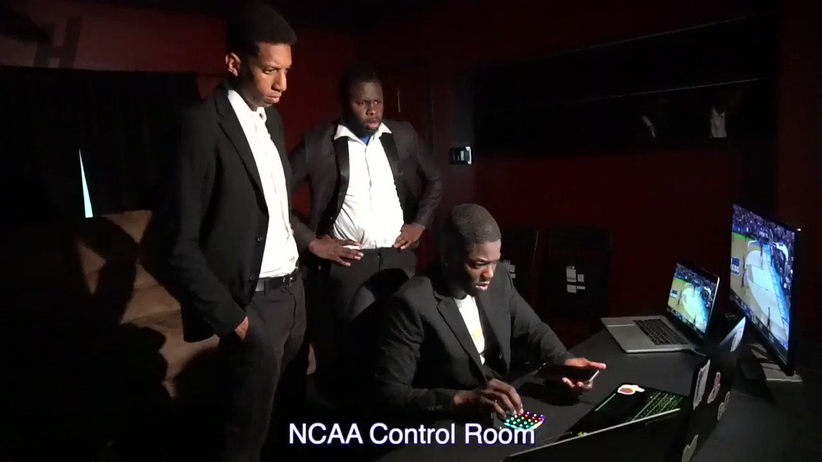 How The NCAA Was Controlling The Duke-UCF Game 😂😭🏀