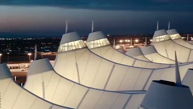 Denver International Airport - Just check this out people!! https://t.co/LSrzwK0Ef7