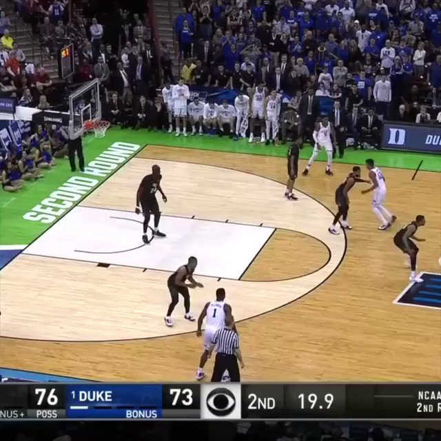 Unfassbare finale Momente beim Zweitrundenspiel von DUKE vs. UCF. Holt Duke sich am Ende den Championship❓ #five #fivemag #basketballforlife #ncaa #marchmadness #kickzmadness #insane #finalseconds #dukevsucf #duke #ucf #shot