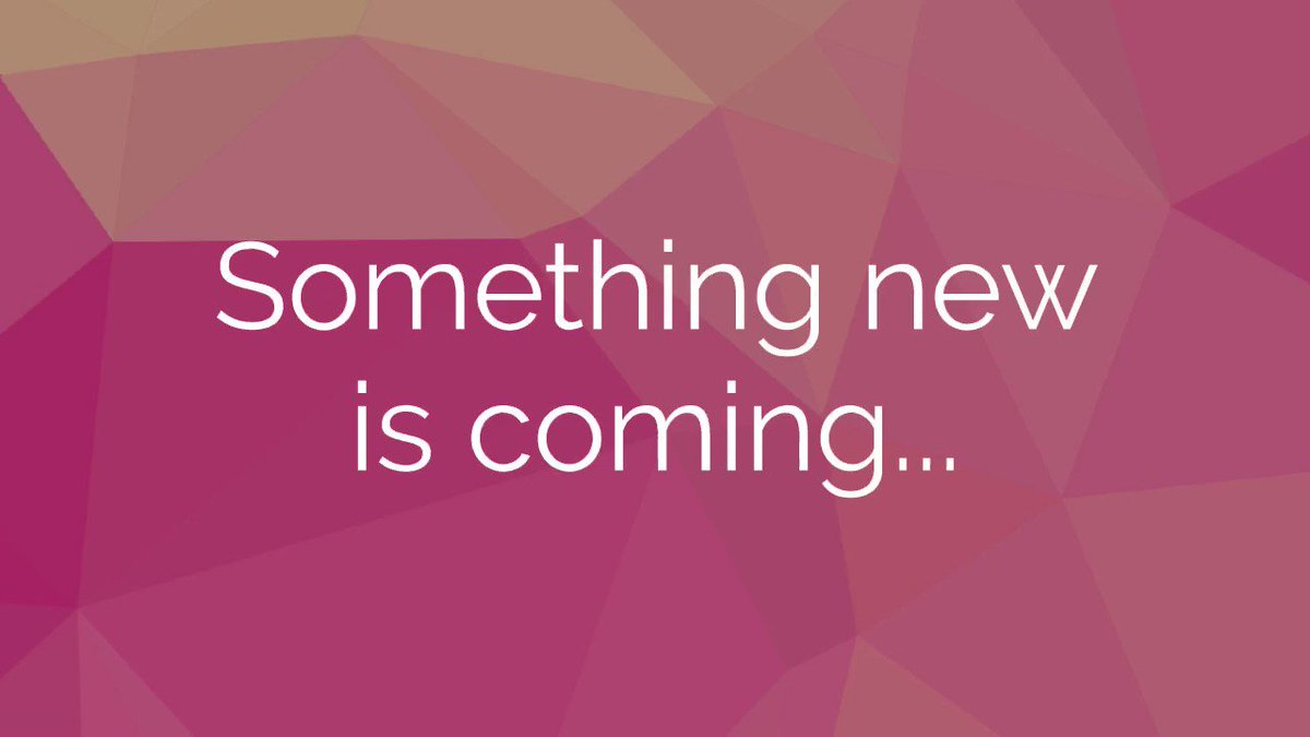Something new is coming... #CionTour