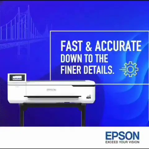 Epson T-series printer are integrated with in-built wireless connectivity such as Wifi, Wifi Direct and AirPrint, bring printer to the next level right? And also the T-series printer can produced an impressive quality and... . . IG: @EpsonIndonesia . . https://www.instagram.com/p/BvbwRHdgIuZ/ . .