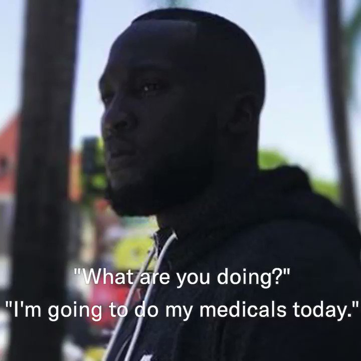 Watch @RomeluLukaku9 talk about one of the biggest decisions of his life in his episode of Six Steps, exclusively on OTRO. https://otro.onelink.me/32nO/814bb132 #OurOtherClub