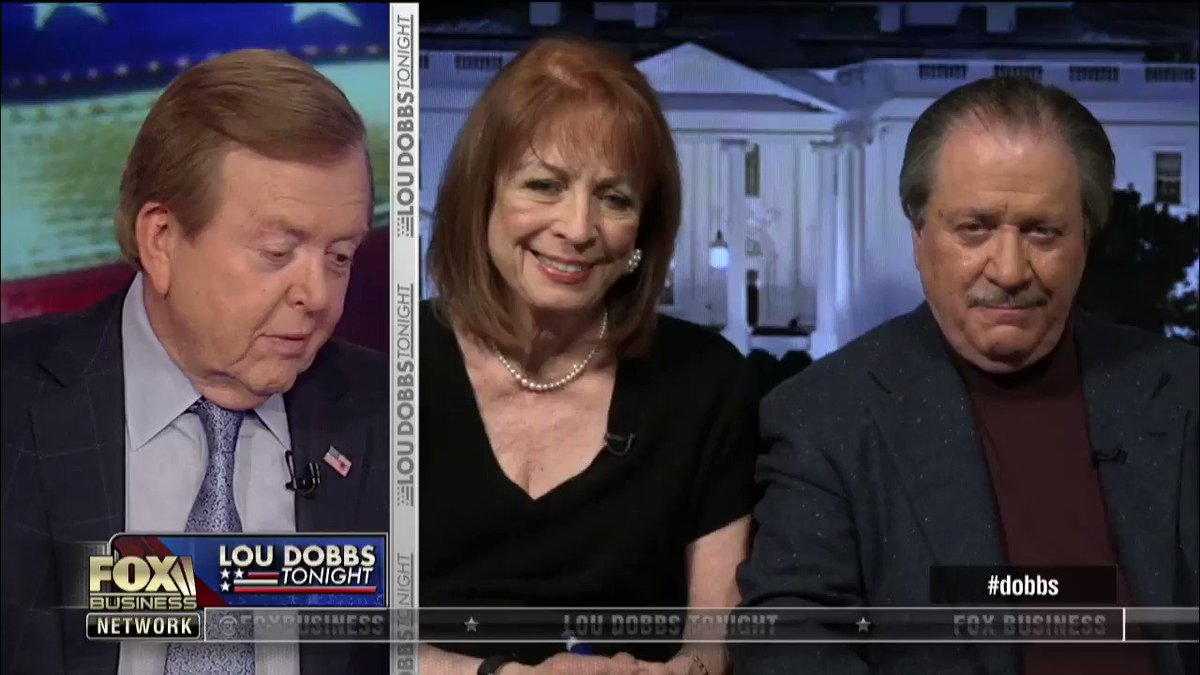 Lou Dobbs's photo on Empire