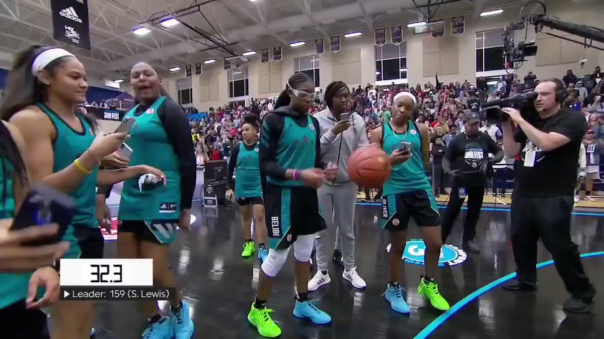 Meet Fran Belibi, the second woman to win the McDonald's All American dunk contest