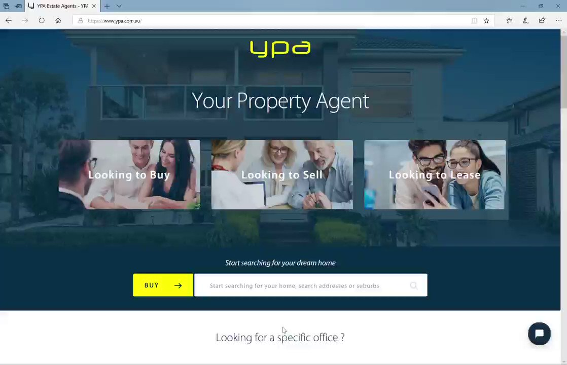 Our new website is now live 💛 https://t.co/api4xpJwM3 #ypa #realestate https://t.co/5dh4myNl9r
