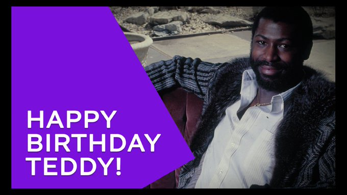 Happy Birthday Teddy Pendergrass! Stream his Essential playlist on