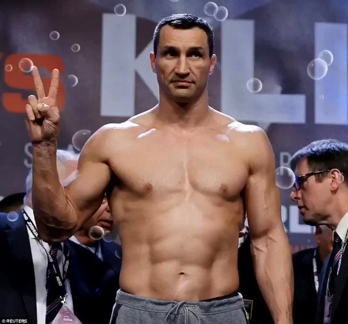 With age and experience come wisdom.. Happy Birthday.. Mr. Wladimir cheerz champ