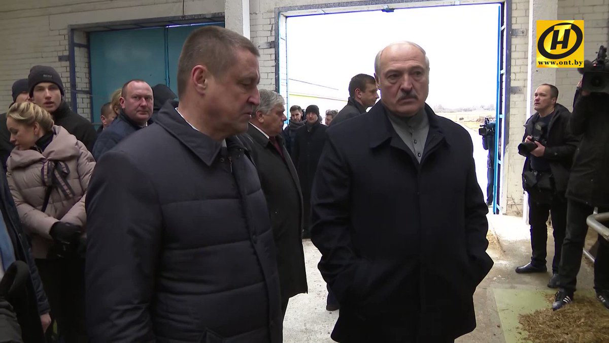 RT @_Fashington: Когда Лукашенко зашёл не в тот цех фермы https://t.co/86Y8nAohBA