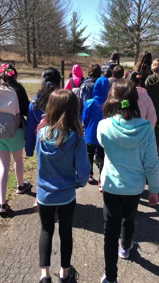We had a fantastic time hiking and singing with Ranger Tim at Patuxent Wildlife Research Center! <a target='_blank' href='http://twitter.com/BarrettAPS'>@BarrettAPS</a> <a target='_blank' href='http://search.twitter.com/search?q=KWBPride'><a target='_blank' href='https://twitter.com/hashtag/KWBPride?src=hash'>#KWBPride</a></a> <a target='_blank' href='https://t.co/R9LAk6fEbW'>https://t.co/R9LAk6fEbW</a>