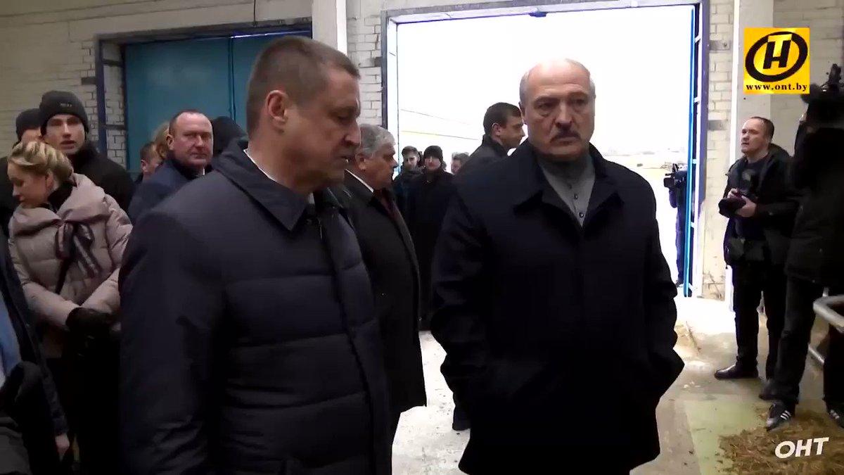 «Всех под нож! Всех до единого! Наручники и уголовное дело!»: Лукашенко, коровы и сельское хозяйство https://t.co/V7xv3bY2Bi