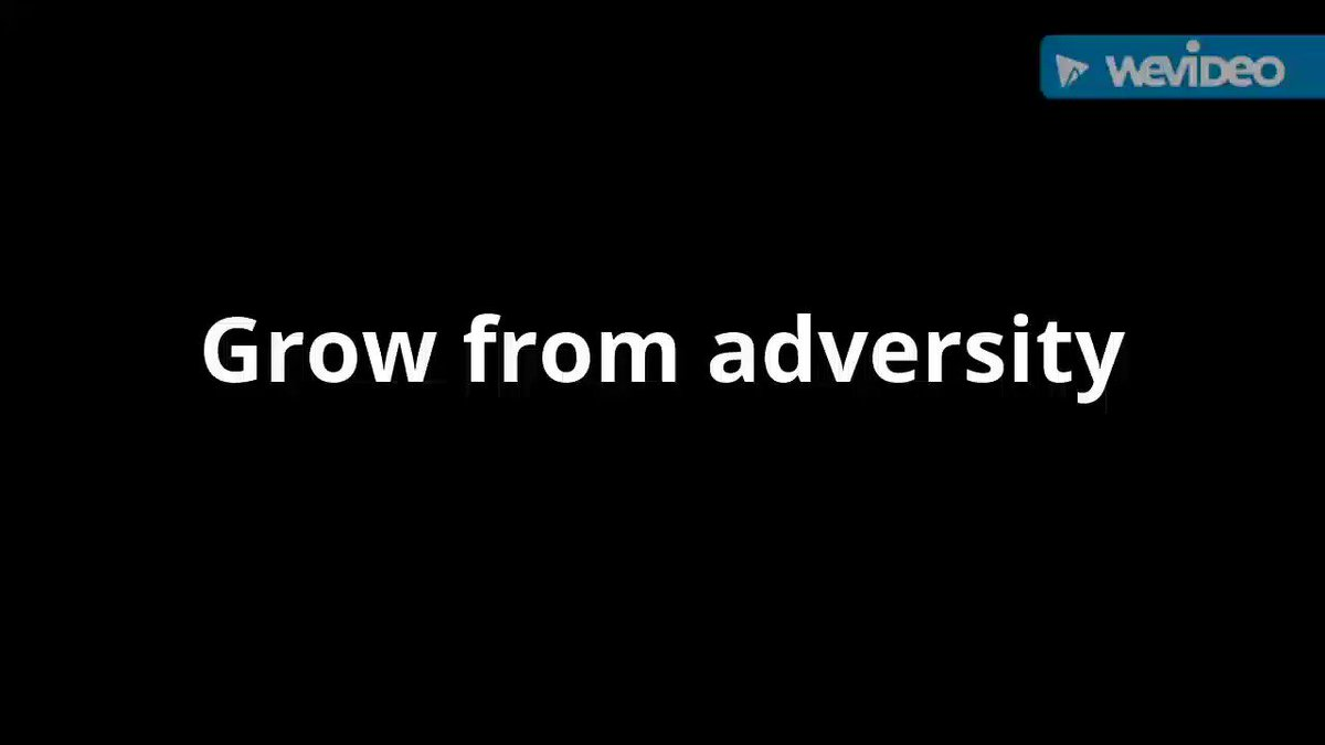 NEW YOUTUBE VIDEO!   https://youtu.be/ULeFhPfcIjY   GROW FROM ADVERSITY   #ambitious #comfortzone #growthmindset #resilience