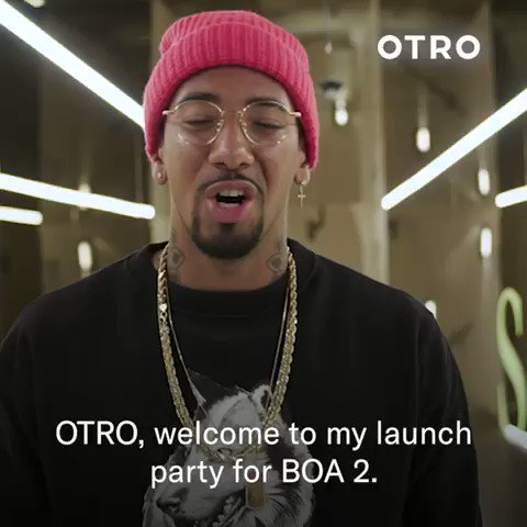 Head over to @OTRO to watch the launch of the second edition of BOA magazine! Click the link to watch exclusively on the app now. https://otro.onelink.me/iXK7/bbtw #OurOtherClub #werbung