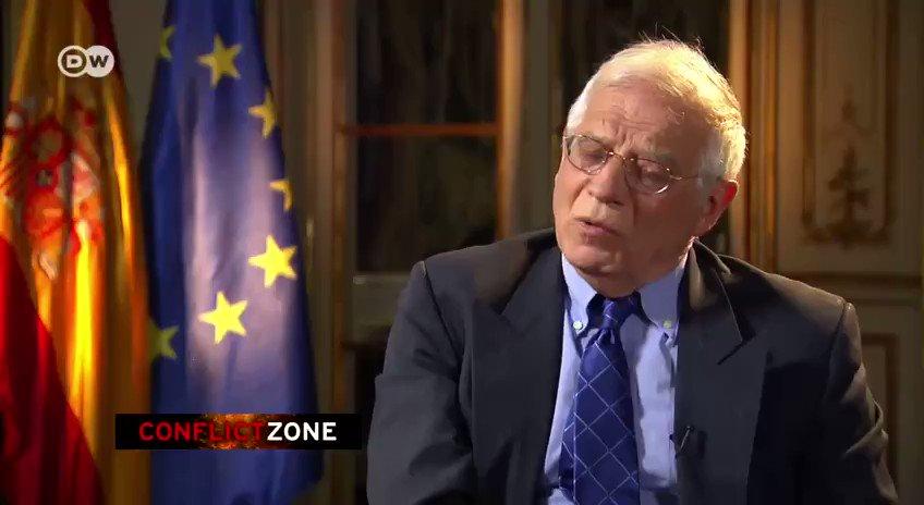 Borrell: Hay muchos menos casos en el Tribunal Europeo de Derechos Humanos contra España q contra otros países europeos.  P.: Ese tribunal tiene dicho q los condenados por el Caso #Bateragune no tuvieron un juicio justo.  Borrell: ...  P.: Eso no apoya tu argumento, ¿no crees?