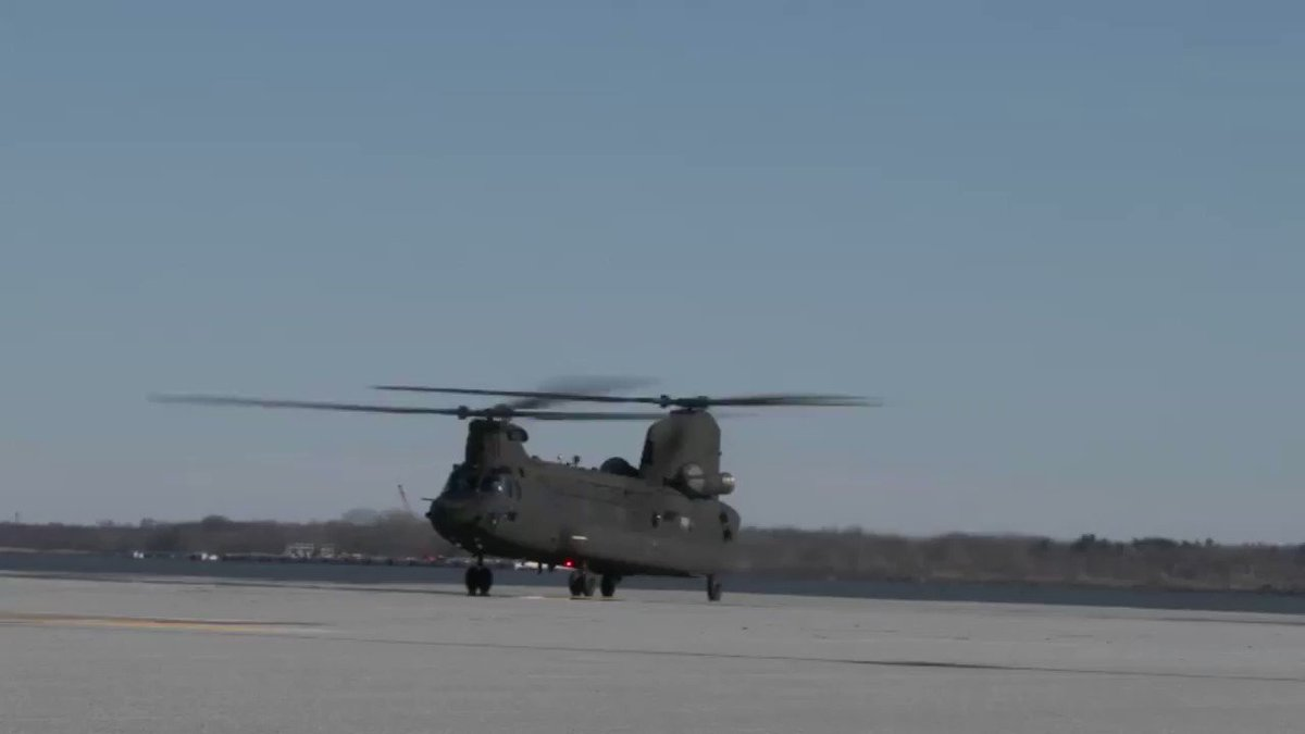 The first CH-47F Chinook Block II off the assembly line takes flight as it prepares for the Army's flight test program. Block II keeps Chinooks a part of @USArmy until the 2060s.