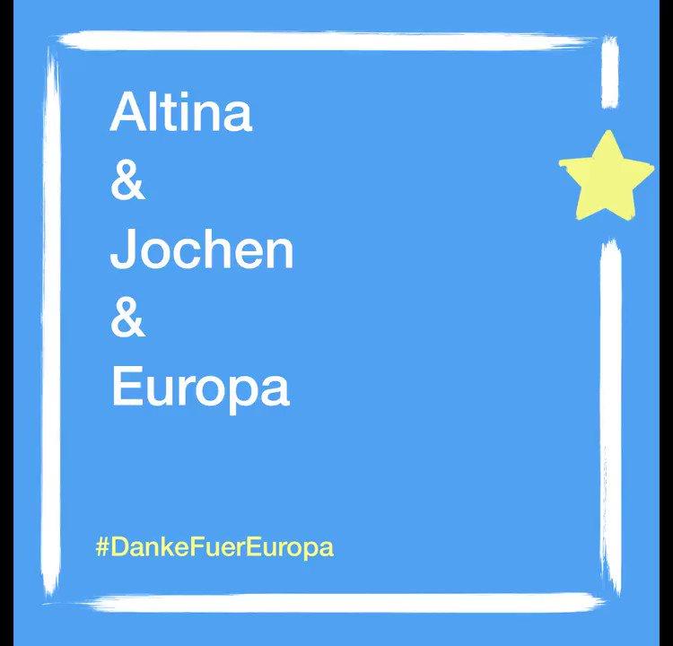 Altina und Jochen haben zusammen über ihr #Europa geredet und sich ausgetauscht. Das ist Altinas Geschichte. Was ist deine? 🇪🇺💙 Schick uns deine ganz persönliche Europa-Geschichte unter: http://www.artikel-eins.de/europa #DankeFuerEuropa