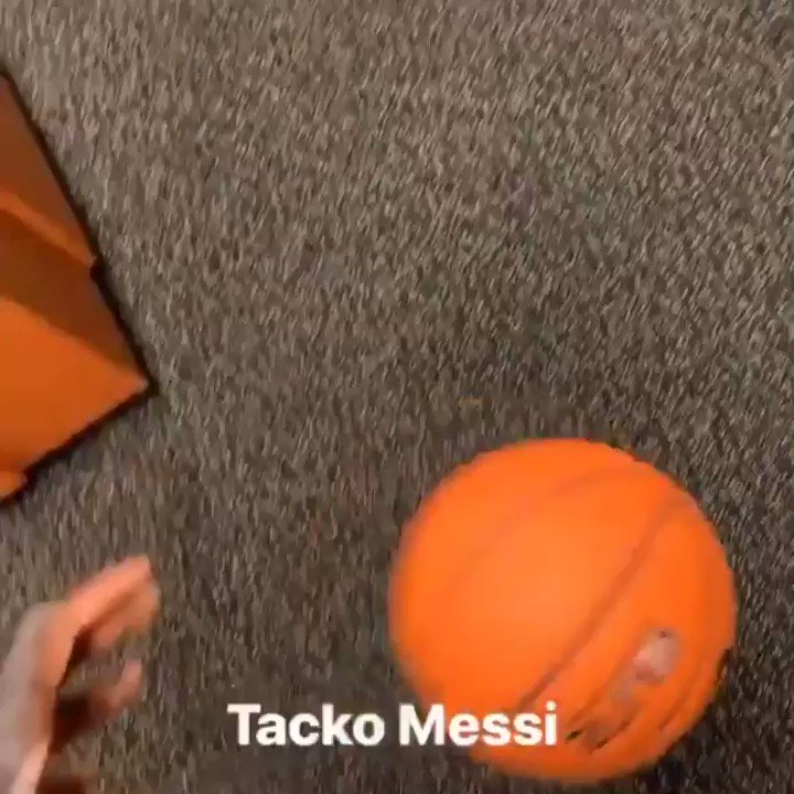 IS THERE ANYTHING TACKO FALL CAN'T DO!? ⚽️ @tackofall99