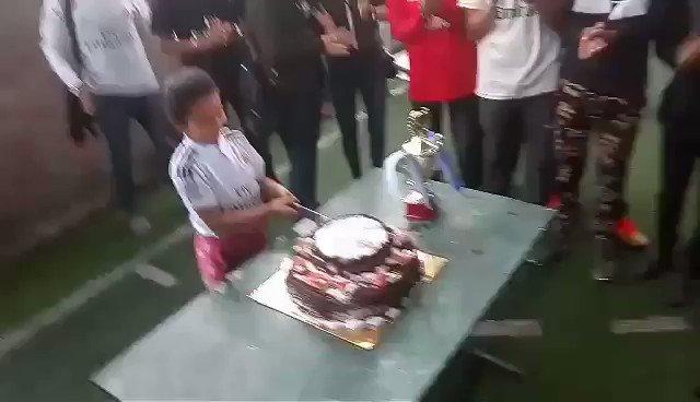 Happy Birthday to you Sergio Ramos from Nepal.