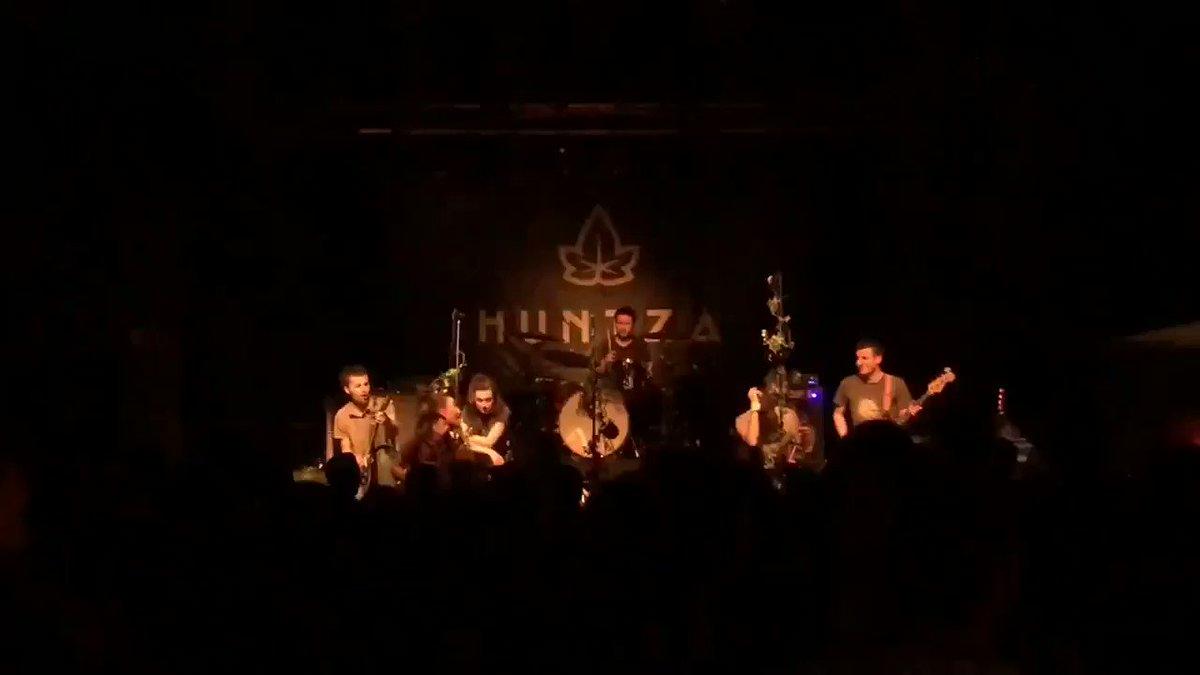 🎥 @HuntzaT atzo #JimmyJazzGasteiz-en