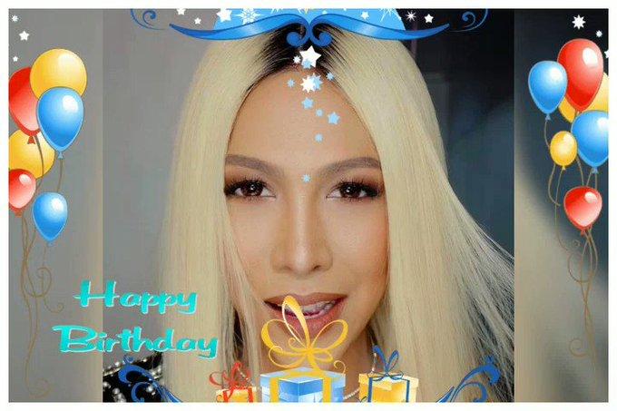 Mommy  vice ganda Happy birthday