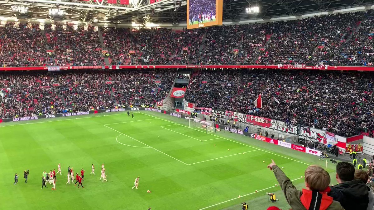 Reactions After Ajax S 3 1 Win Over Psv In Top Match