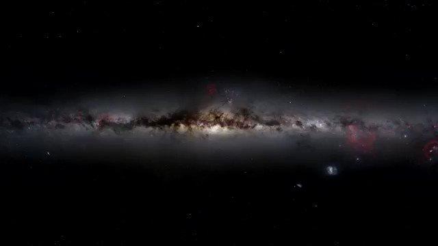 【英知】宇宙望遠鏡がどれほど遠くまで観測しているかを理解できる映像最後に現れる銀河はNASA・ESAのハッブル宇宙望遠鏡が2億光年先に発見した渦巻銀河