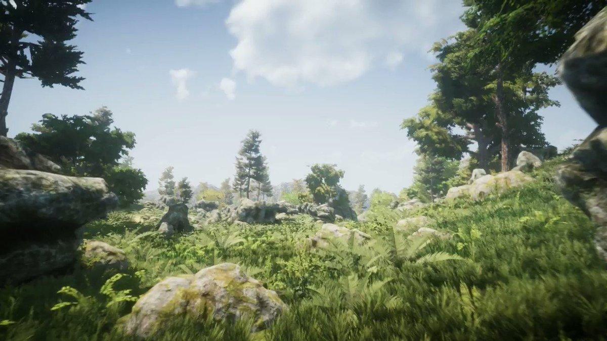 Unity Foliage