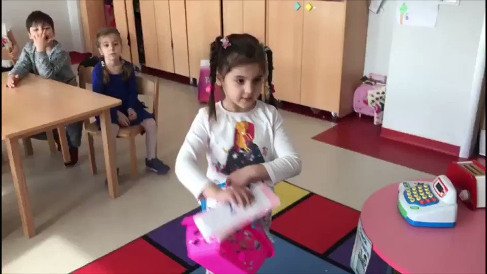 Here's a glimpse of our kindergarteners' shopping day! 🛒🎈 @BK_Luleburgaz @MrsGecays @DuyguPeran @kivancdizman @Sedanurylmzz @bberilsezer