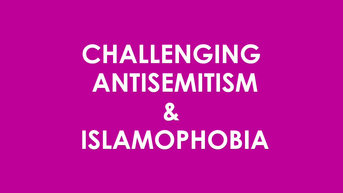 Nisa-Nashim women are proud to come together as #ActiveAllies against Anti-Semitism and Islamophobia! 👭💪  @salpatz @Laura_E_Marks  #NisaNashim #ActiveAllies
